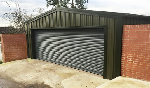 Roller Garage Doors Sheffield Hat Roller Shutters